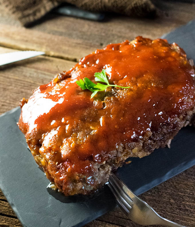 Brown Sugar Meatloaf – Butter My Biscuit